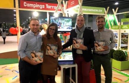 Campings Tarragona - presentacion caravaning