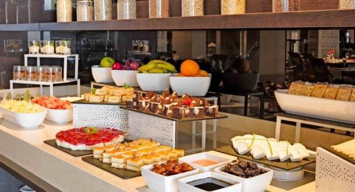 Presentació buffets